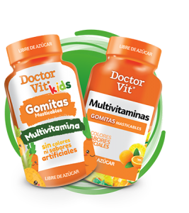 Multivitaminas Doctor Vit