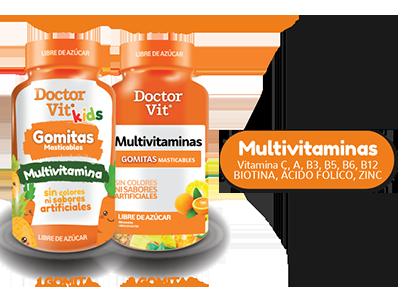 Dr Vit Gomitas Multivitaminas